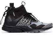 Nike x acronym baskets mi-montantes presto - gris