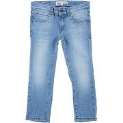 Pantalon en jean take-two teen fille. bleu. 4...