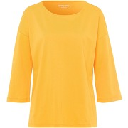 Le t-shirt 100% coton green cotton jaune taille 52