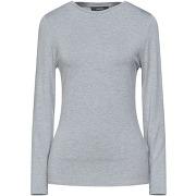 T-shirt alpha studio femme. gris. 34 livraison...