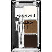 Wet n wild yeux ash brown - marron foncÉ