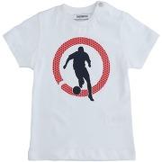T-shirt bikkembergs garçon. blanc. 12 livraison...