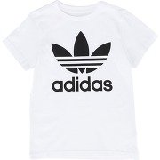 T-shirt adidas originals femme homme. blanc. 10...