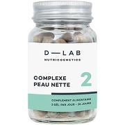 D-lab nutricosmetics peau cure 1 mois
