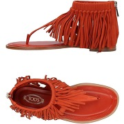 Tongs tod's femme. orange. 35 - 35.5 - 36 -...