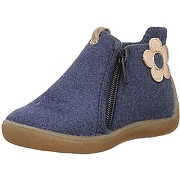 Babybotte marguerite, chaussons montants fille,...