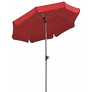 Schneider parasol locarno, rouge, env. 150 cm...