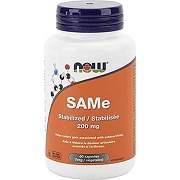 Now same stabilized 200mg 60 veg capsules