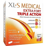 Xl-s medical extra fort triple action – une...