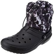 Crocs classic lined neo puff boot, botte de...