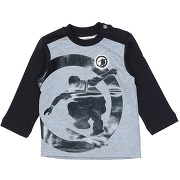 T-shirt bikkembergs garçon. gris. 6 livraison...
