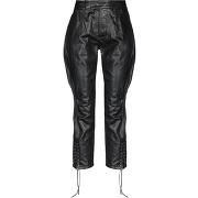 Pantalons courts dsquared2 femme. noir. 34...