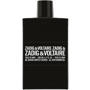 Zadig&voltaire this is him gel douche parfumé...