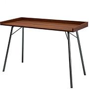 Rayburn - bureau design métal et bois