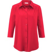 Le chemisier manches 3/4 efixelle rouge taille 52