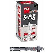 Tox goujon d'ancrage s-fix plus m8 x 100/30+43...