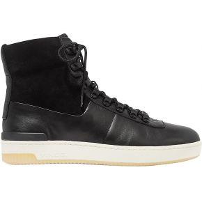 Sneakers & tennis montantes vince. femme. noir....