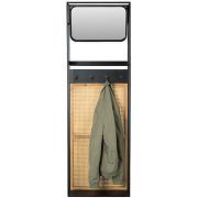 Langres - vestiaire d'entrée avec miroir en...