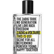 Zadig&voltaire this is us ! eau de toilette 30ml