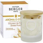 Maison berger aroma bougie parfumée aroma...