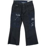 Pantalon en jean diesel fille. bleu. 10...