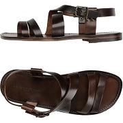 Sandales l'artigiano del cuoio homme. moka. 40...