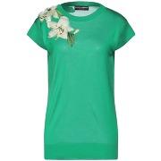 Pullover dolce & gabbana femme. vert émeraude....