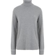 Ls roll neck sweater col roulé calvin klein...