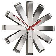Umbra ribbon clock. horloge murale silencieuse...