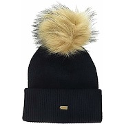 Superdry heritage ribbed beanie cagoule, bleu...