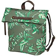 Sacoche de porte bagage basil ever green 14 19l...