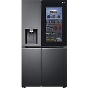 Réfrigérateur américain lg gsxv90mcae instaview