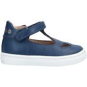 Sandales florens le piccole fille. bleu. 18...