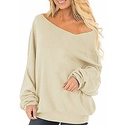 Auxo pull femme grand taille manches chauve...
