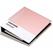 Pantone gb1507a metallics coated chips book,...