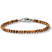 David yurman bracelet orné de perles 4 mm -...