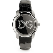 Dolce & gabbana montre dg7 barocco - noir