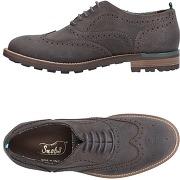 Chaussures à lacets snobs® homme. gris. 40...