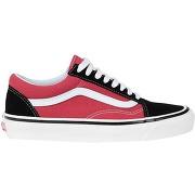Ua old skool 36 dx sneakers vans femme. rouge....