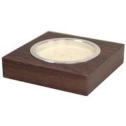 Linari wenge square base 10 x 10 cm 1 stk.
