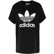 Boyfriend tee t-shirt adidas originals femme....