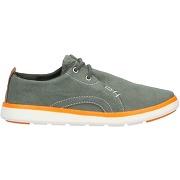 Chaussures à lacets timberland garçon. vert...