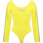 Wm after dark bodysuit t-shirt vans femme. vert...