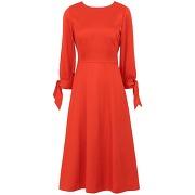 Robe midi ivy & oak femme. rouge. 36 livraison...