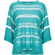 Pullover jucca femme. turquoise. s livraison...