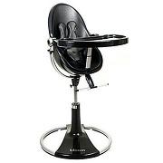 Chaise haute fresco chrome black/midnight black...