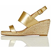 Marque amazon - find. wedge two part sandale...