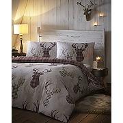 Parure de lit avec housse de couette rÉversible...