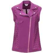 Sweat-shirt liu •jo femme. mauve. 38 livraison...