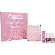 Namaki maquillage de fête 7 fards ; rose,...